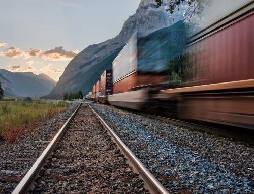 Vasúti szállítmányozási szolgáltatás